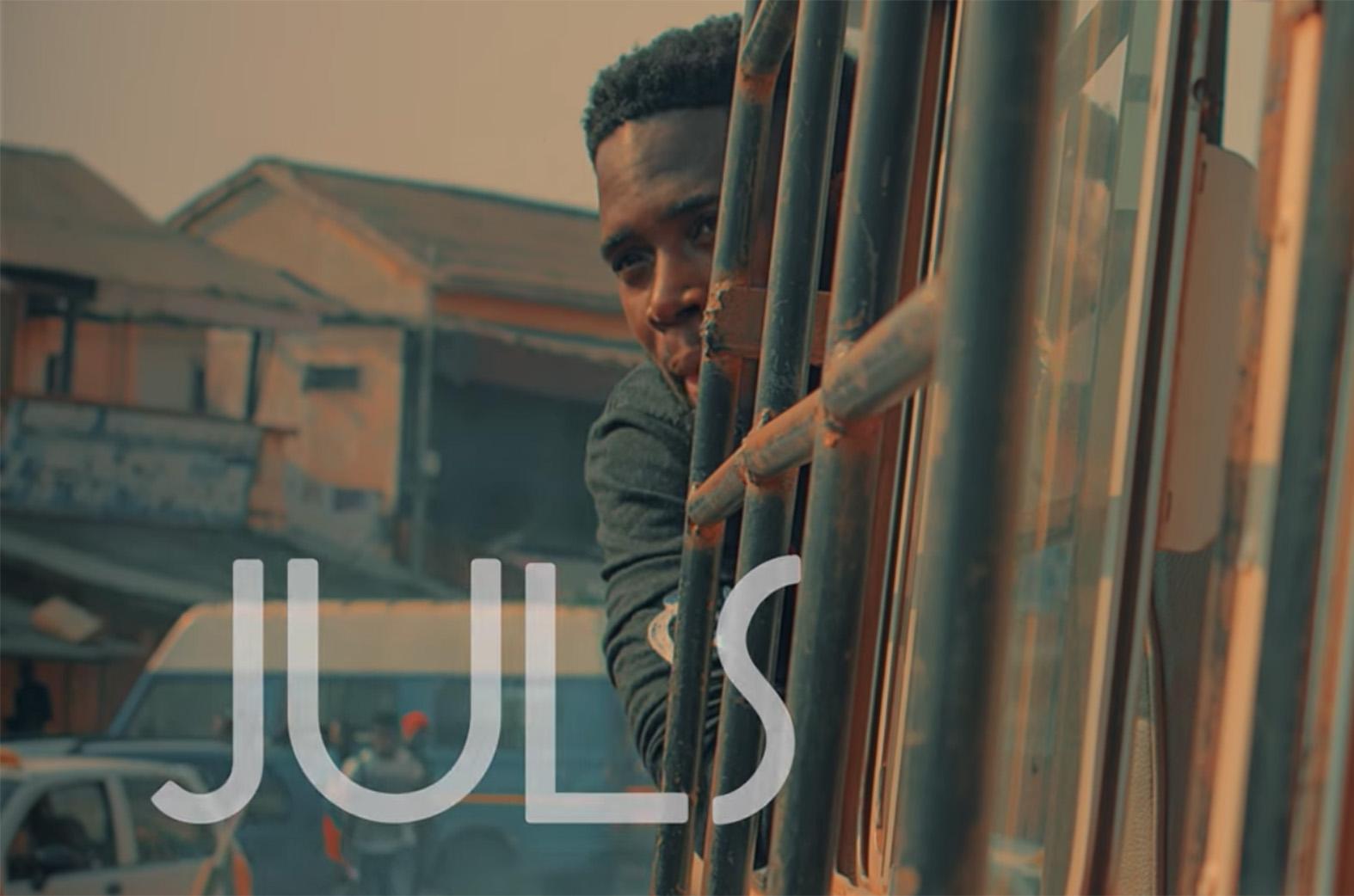 Agoro by Juls feat. Adekunle Gold & Bisa Kdei