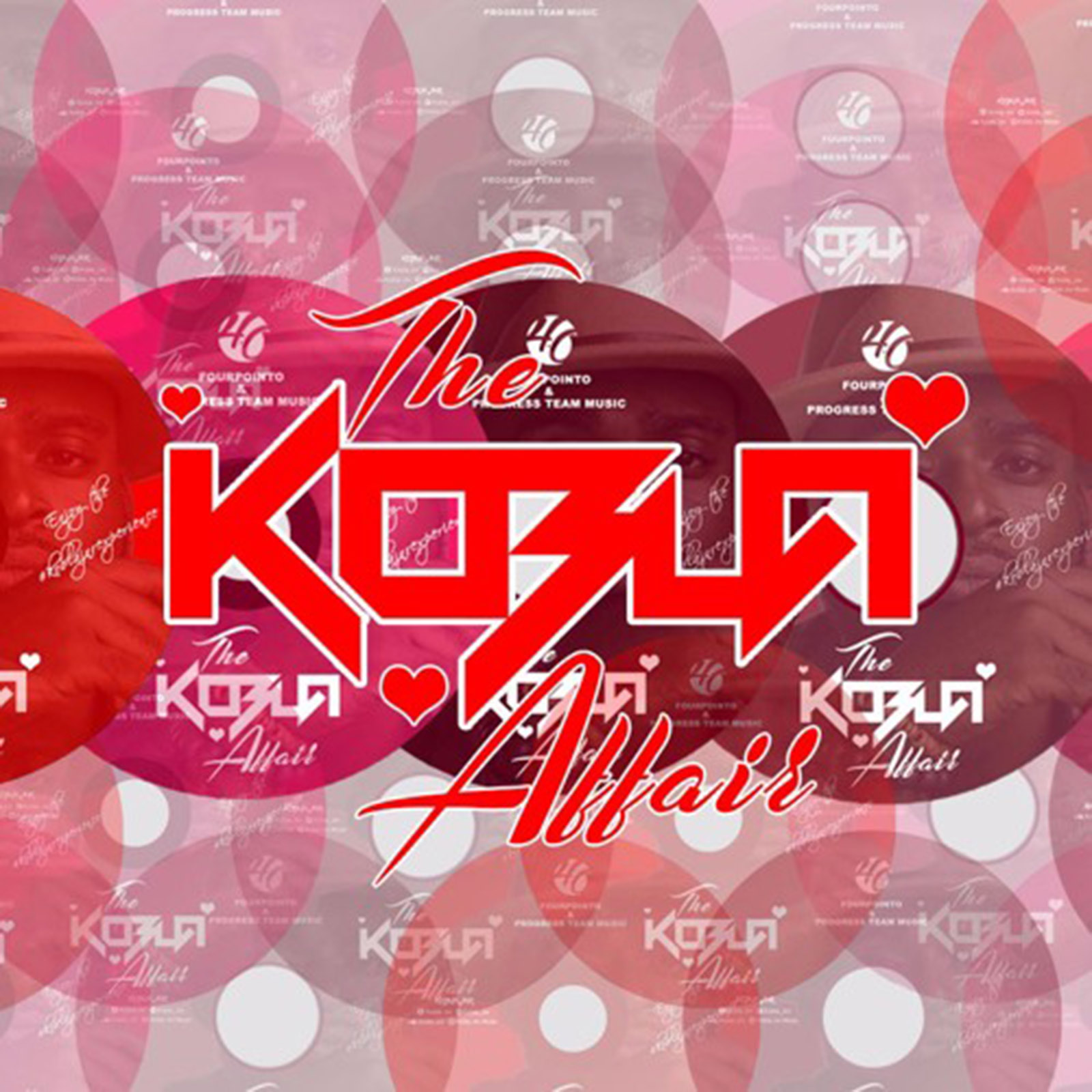 The Kobla Affair by Kobla Jnr