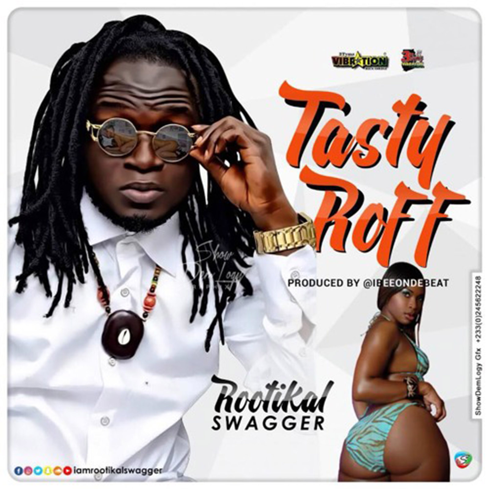 Tasty Roff by Rootikal Swagger