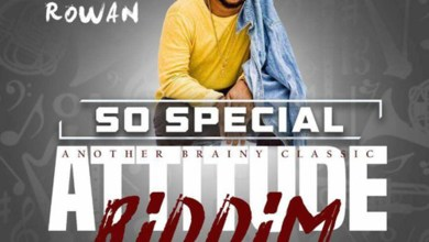 Photo of Audio: So Special (Attitude Riddim) by Rowan