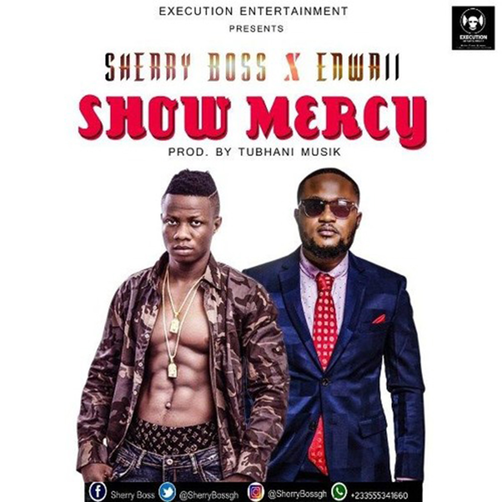 Show Mercy by Sherry Boss feat. Enwaii