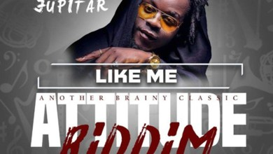Photo of Audio: Like Me (Attitude Riddim) by Jupitar
