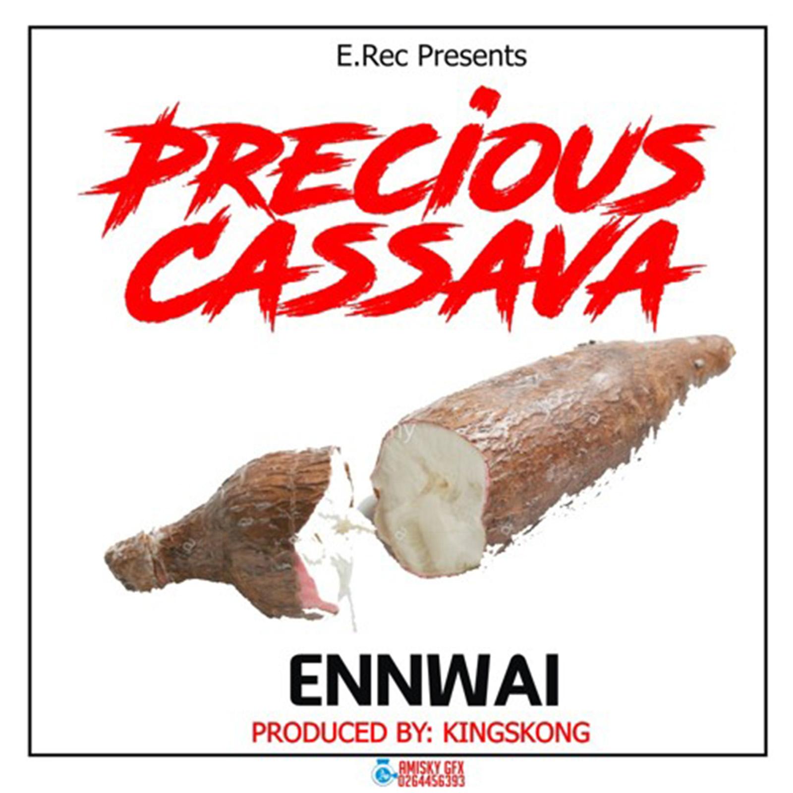 Precious Cassava by Ennwai