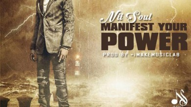 Photo of Audio: Manifest Your Power by Nii Soul