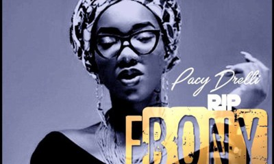 RIP Ebony by Pacy Drelli