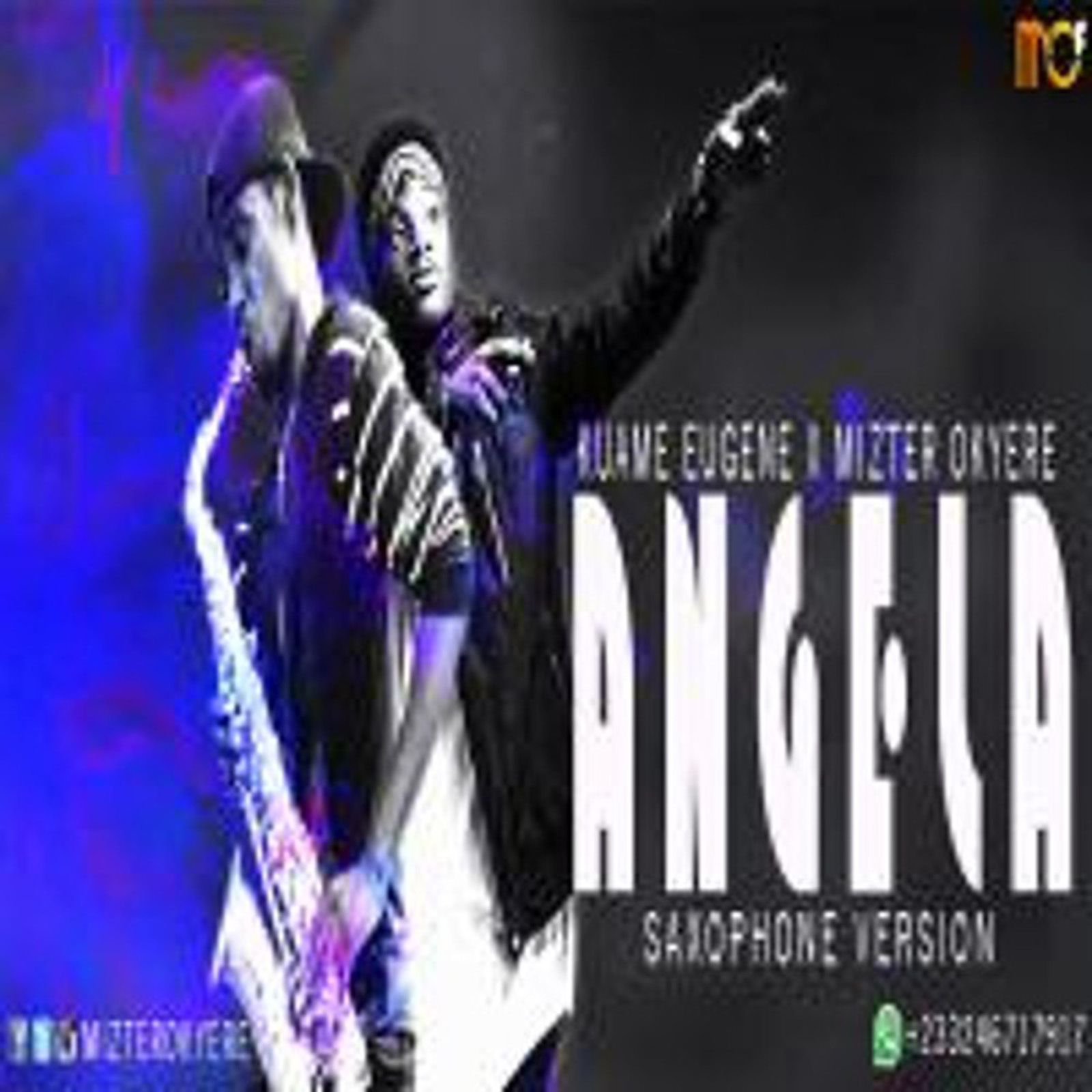 Angela (Saxophone Version) by Mizter Okyere