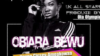 Obiara Bewu (Ebony Tribute) by Yong Cissey & Amoakowaa (UK All Stars)