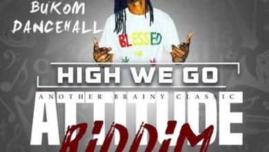 Photo of Audio: High We Go (Attitude Riddim) by Bukom Dancehall