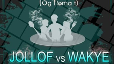 Jollof Vs Wakye (Main Chick vs Side Chick) by T Blaze