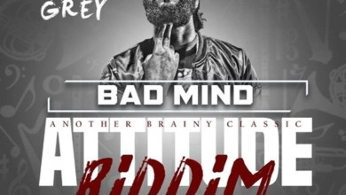Photo of Audio: Bad Mind (Attitude Riddim) by Grey