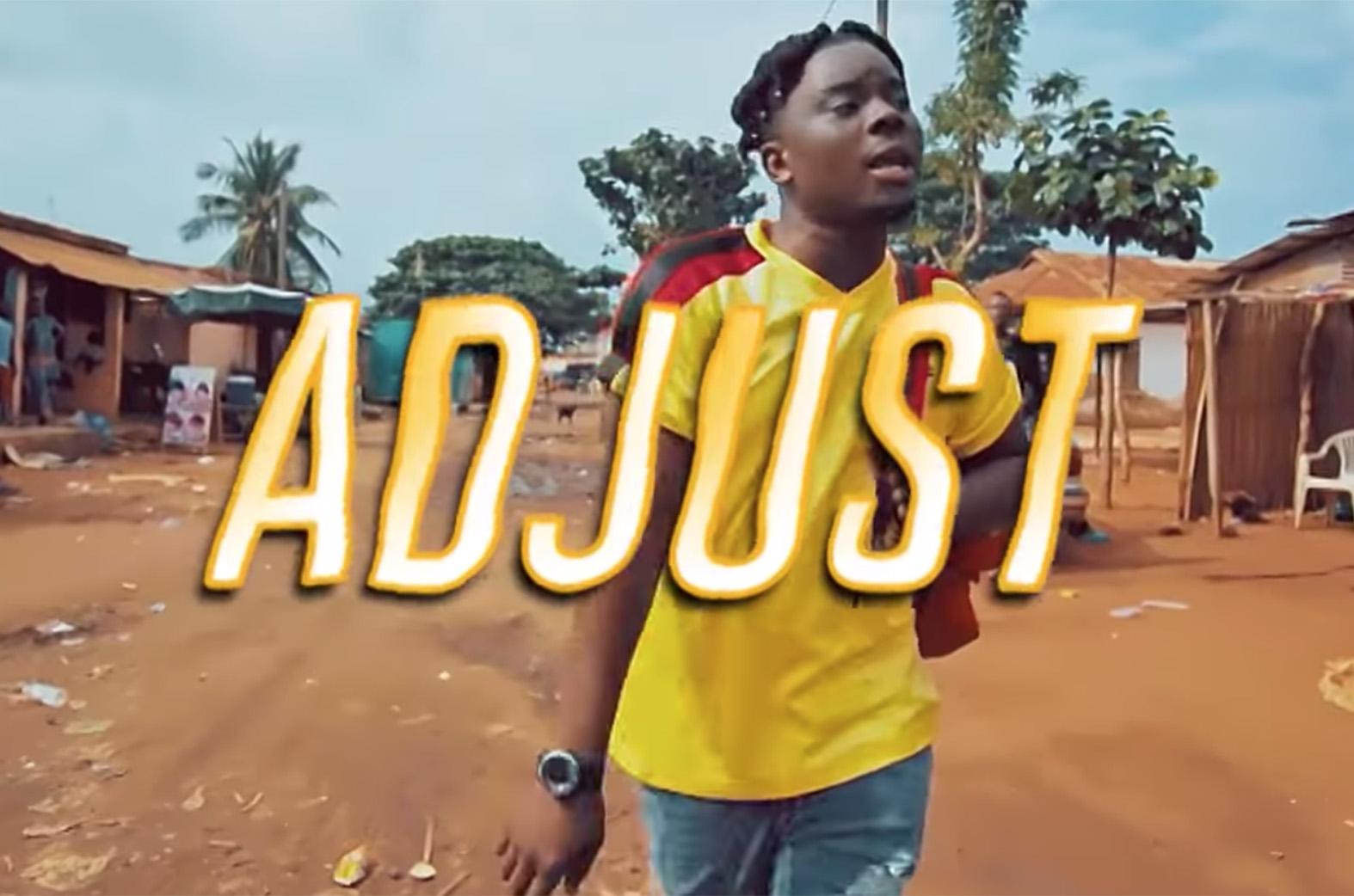 Adjust by Agbeshie