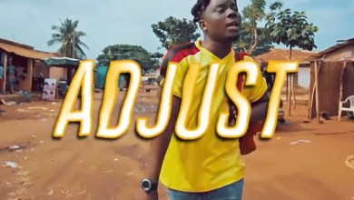 Adjust by Agbeshie