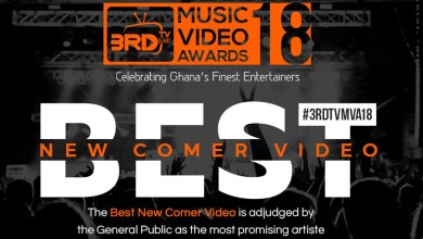 Photo of Vote your nominees for 3rdTV MVAs Best New Comer Video