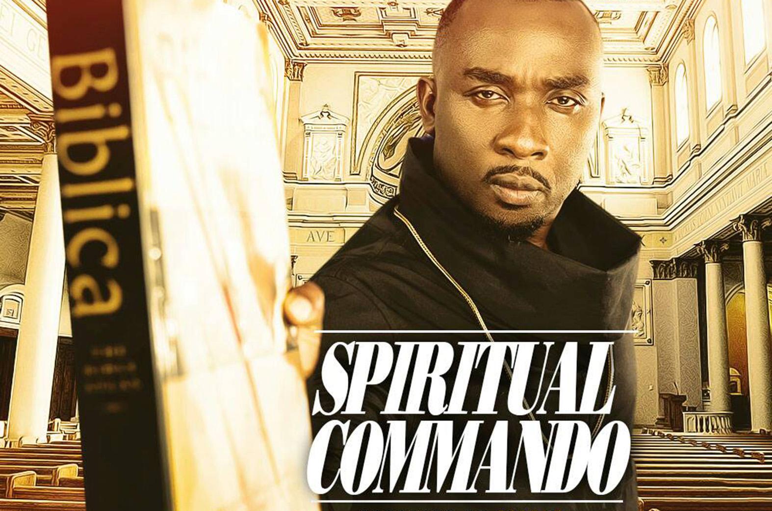 Australia based Jay Peacock out with 'Spiritual Commando'
