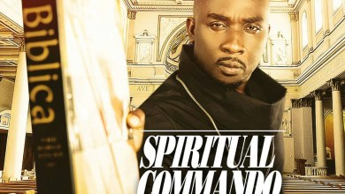 Australia based Jay Peacock out with 'Spiritual Commando'
