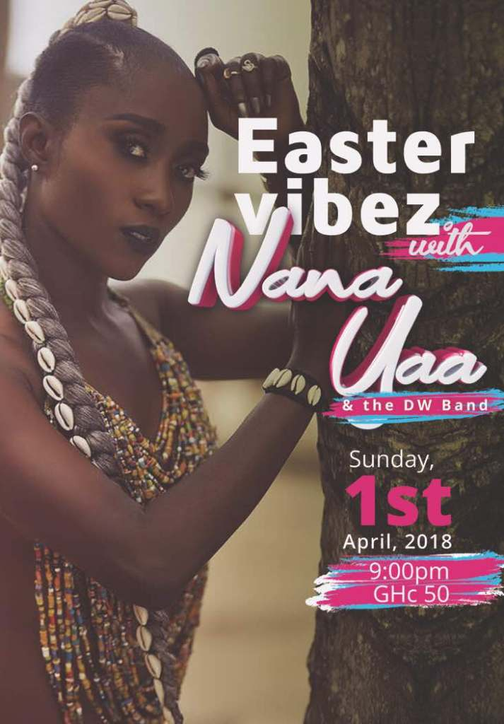 'My Hunny' hitmaker to host 'Easter Vibes with NanaYaa'