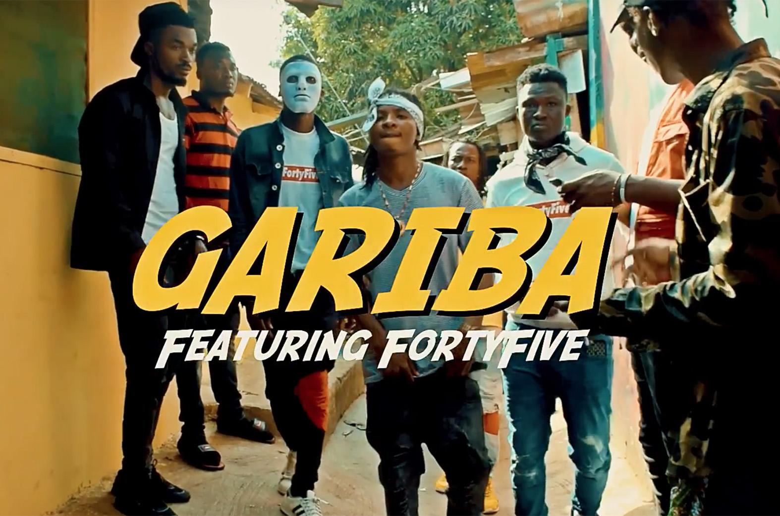 Wolf Gang by Gariba