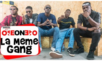 We dont stand on retweets to perform - La Même Gang