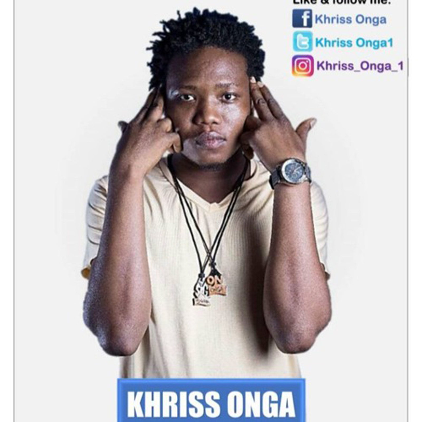 Enemies by Khriss Onga feat. Pacy Drelli