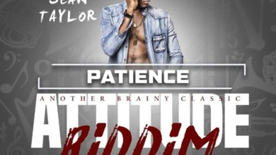 Photo of Audio: Patience (Attitude Riddim) by Sean Taylor