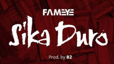 Photo of Audio: Sika Duro by Fameye