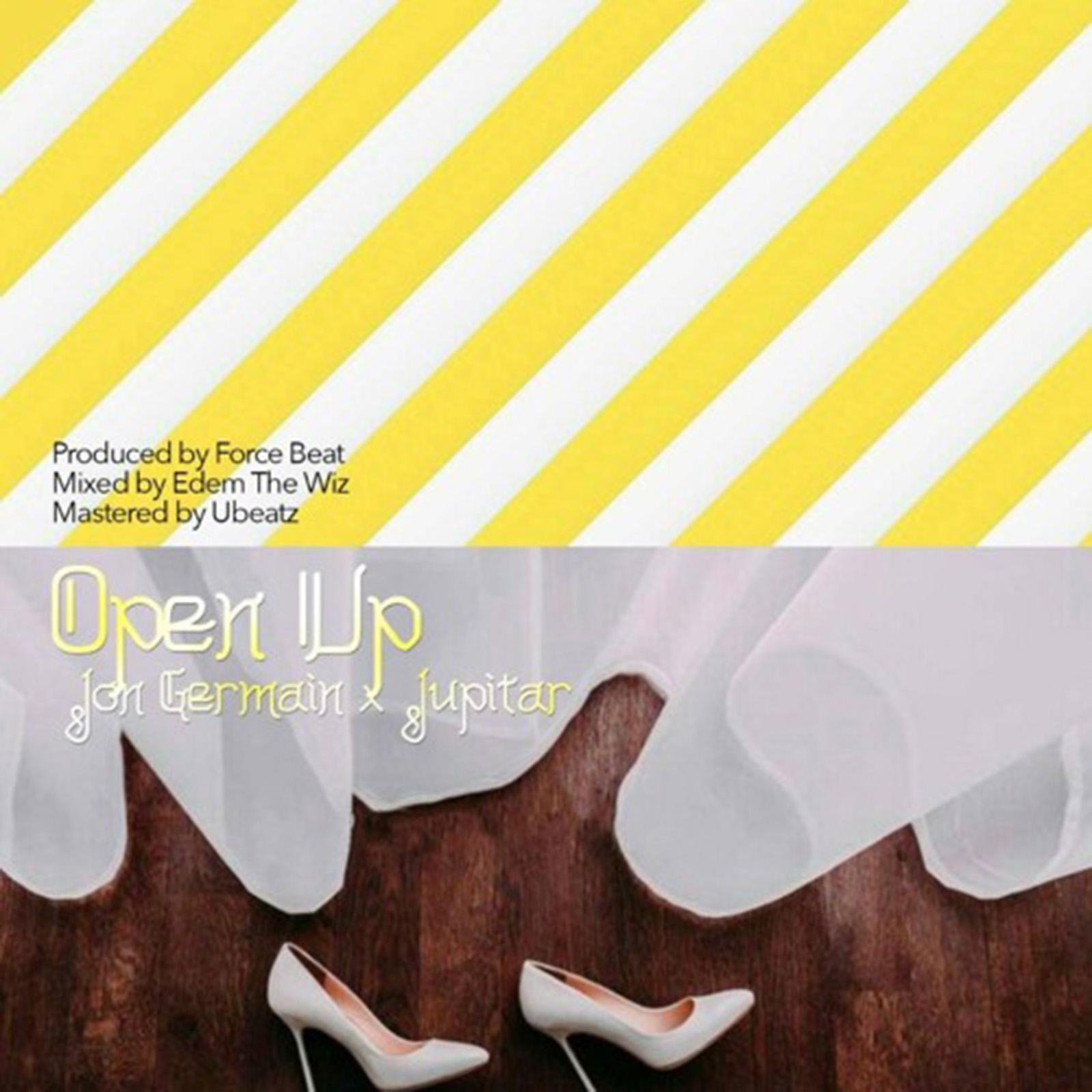 Open Up by Jon Germain feat. Jupitar