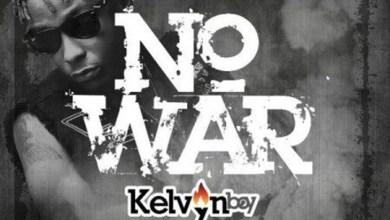 Photo of Audio: No War by Kelvynboy