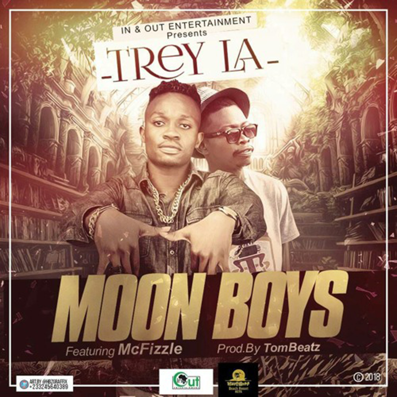 Moon Boys by Trey LA feat. McFizzle