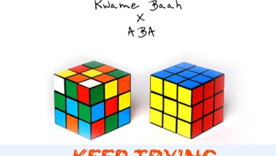 Photo of Audio: Keep Trying by Kwame Baah feat. Aba