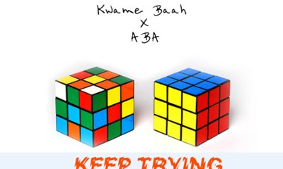 Keep Trying by Kwame Baah feat. Aba