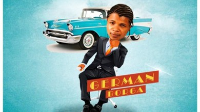 Photo of Audio: German Borga by Dhizy feat. Opanka & Obibini