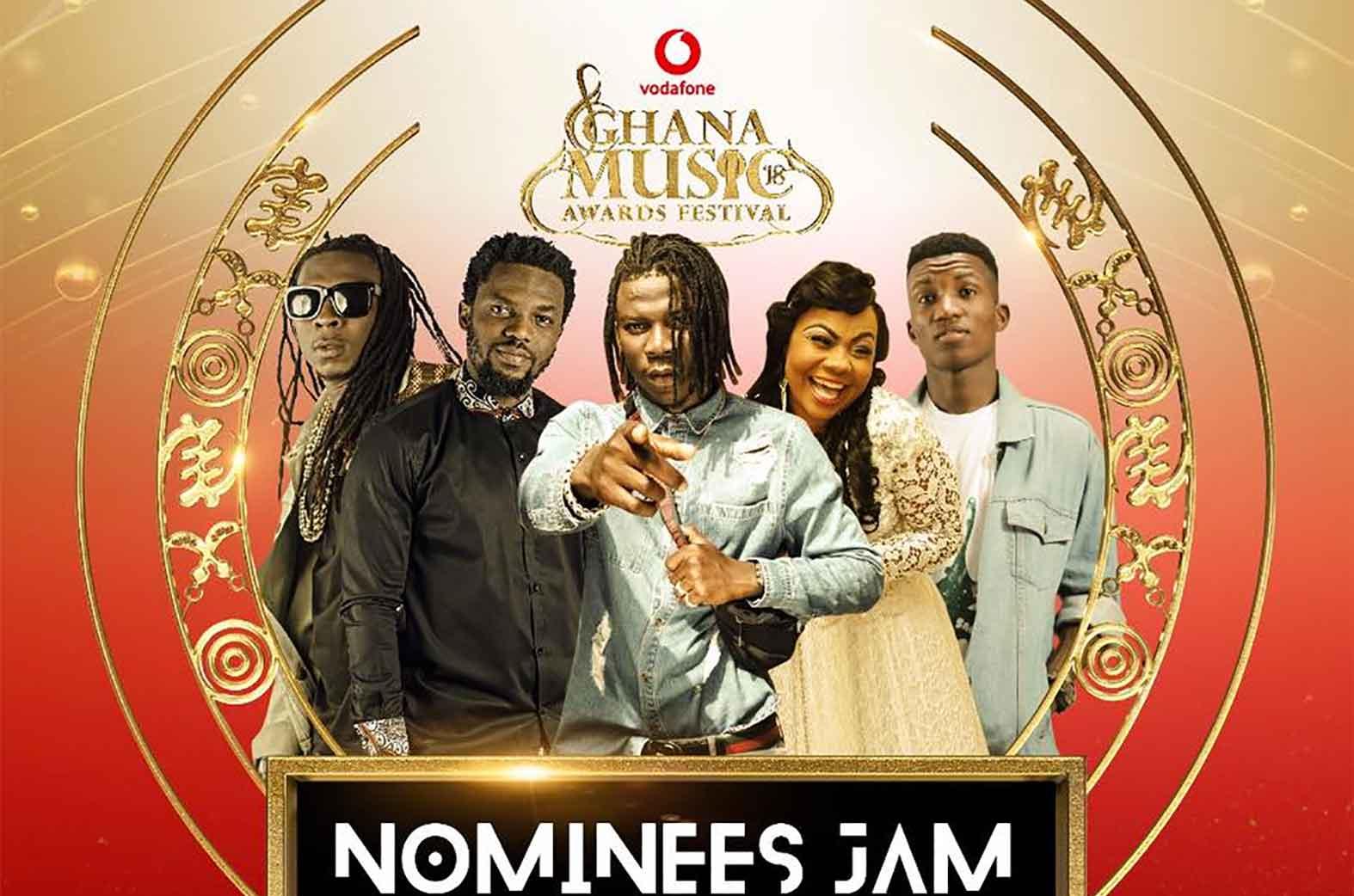 VGMA 2018 nominees jam