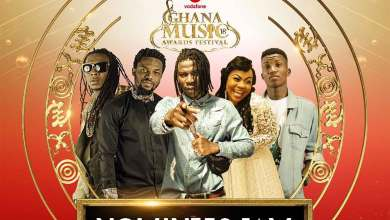 Photo of Samini, Kofi Kinaata, Gifty Osei, Kuami Eugene & more ready for VGMA nominees jam tonight
