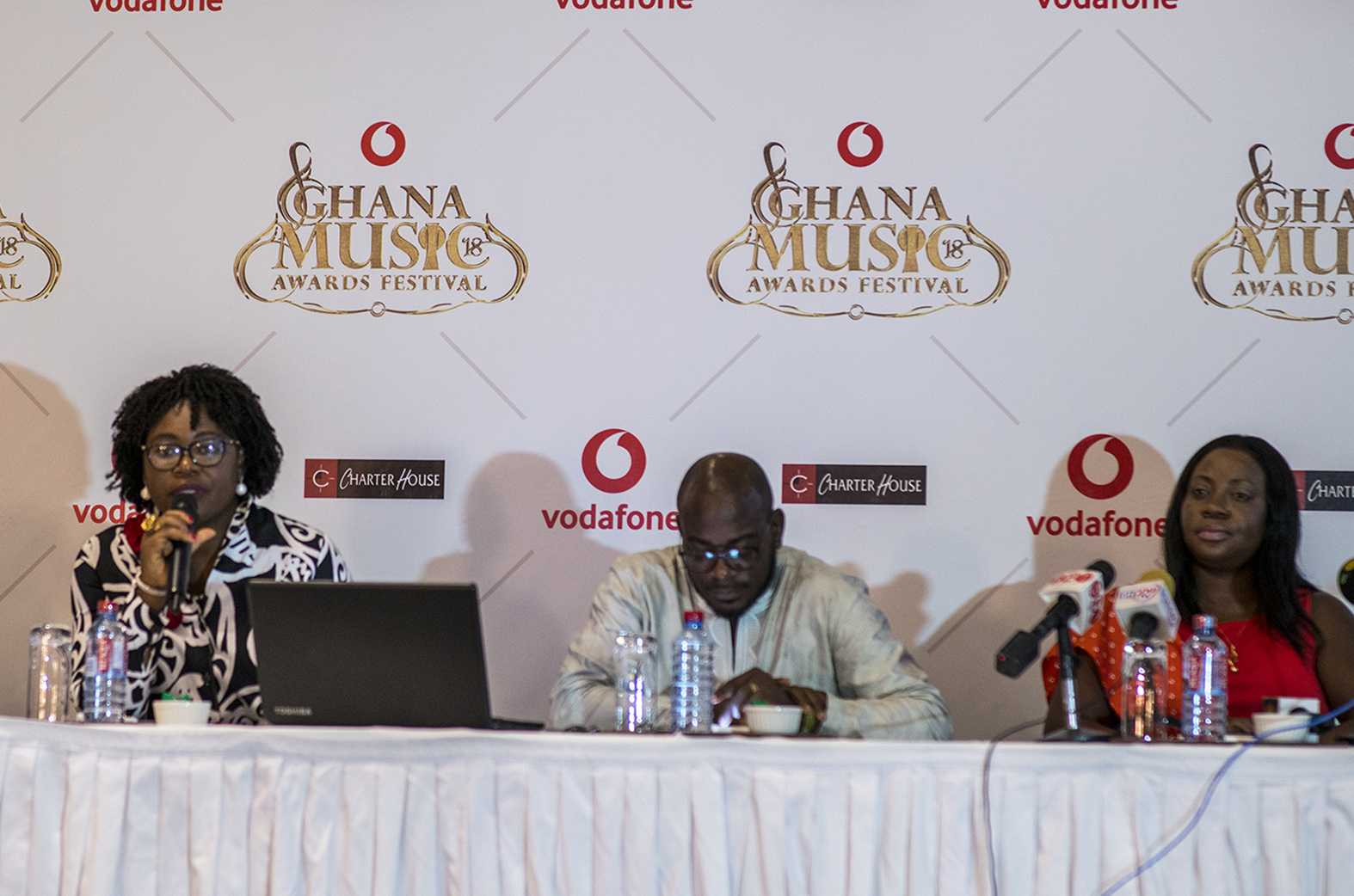 Who will sing Reggae at VGMA?