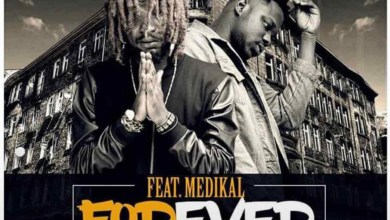 Photo of Audio: Forever by Rudebwoy Ranking feat. Medikal
