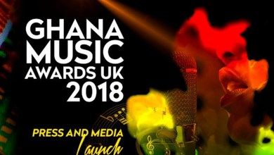 Photo of Ghana Music Awards UK to be launched in Ghana in May
