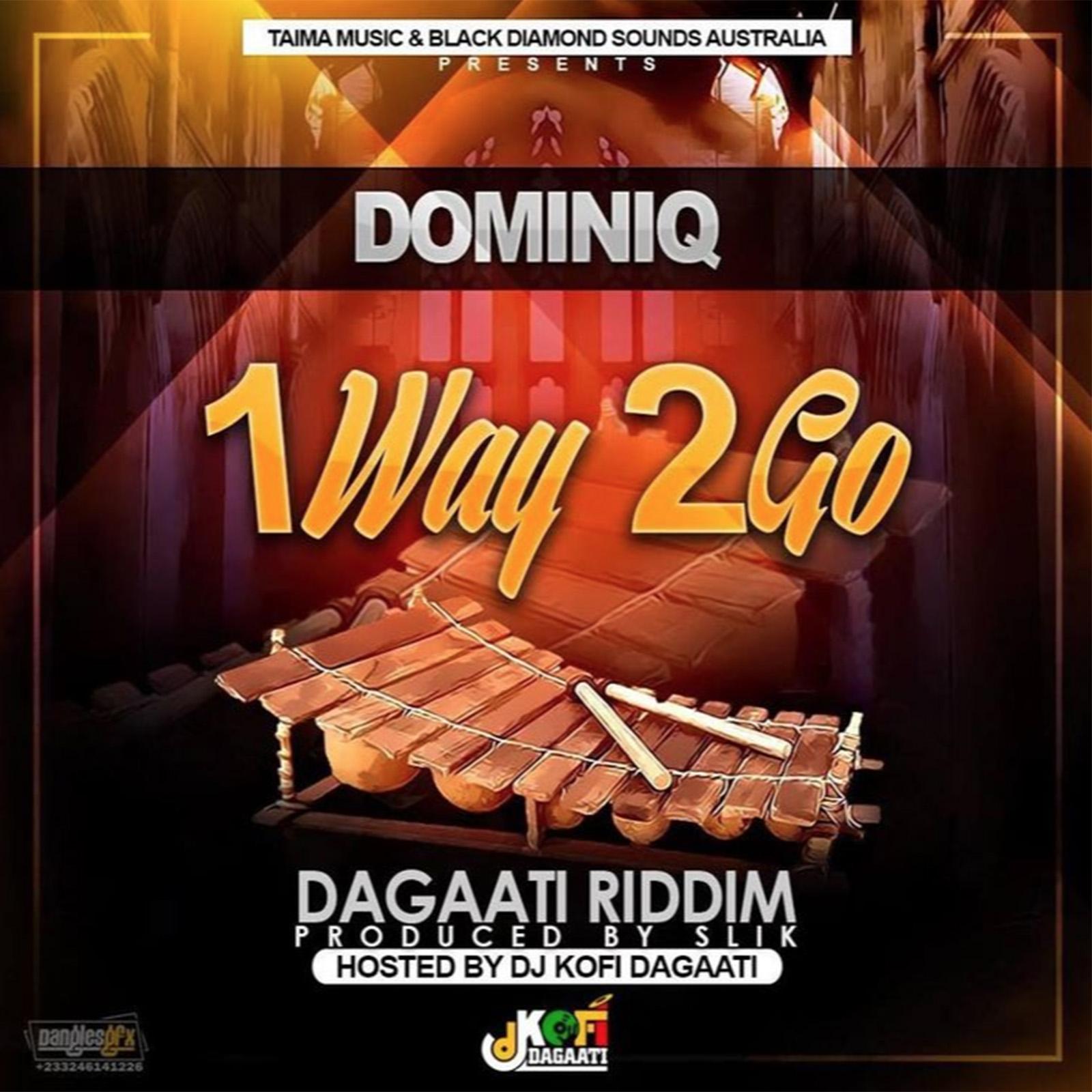 1Way 2Go (Dagaati Riddim) by Dominiq