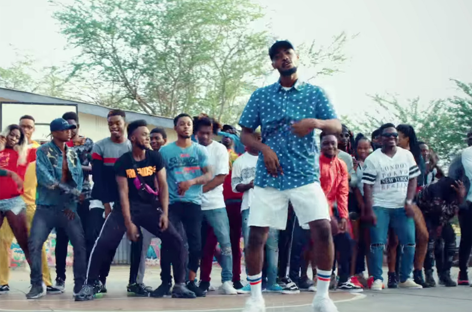 Do The Dance by Eddie Khae