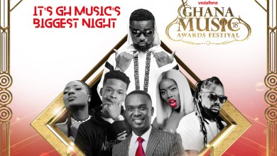 Photo of Sakordie, Samini, Joe Mettle, Tiwa Savage & more to rock 19th VGMAs