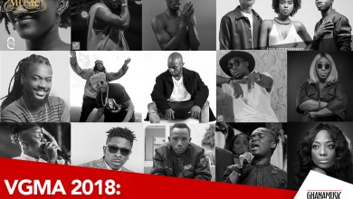 Photo of VGMA 2018: Who will win and who should win