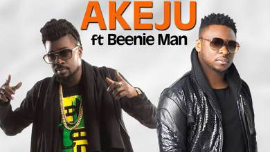 Photo of Audio: Kiss & Tell remix by Akeju feat. Beenie Man