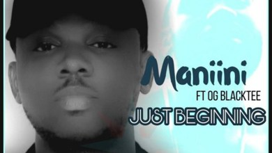 Photo of Audio: Just Beginning by Maniini feat. OG blacktee