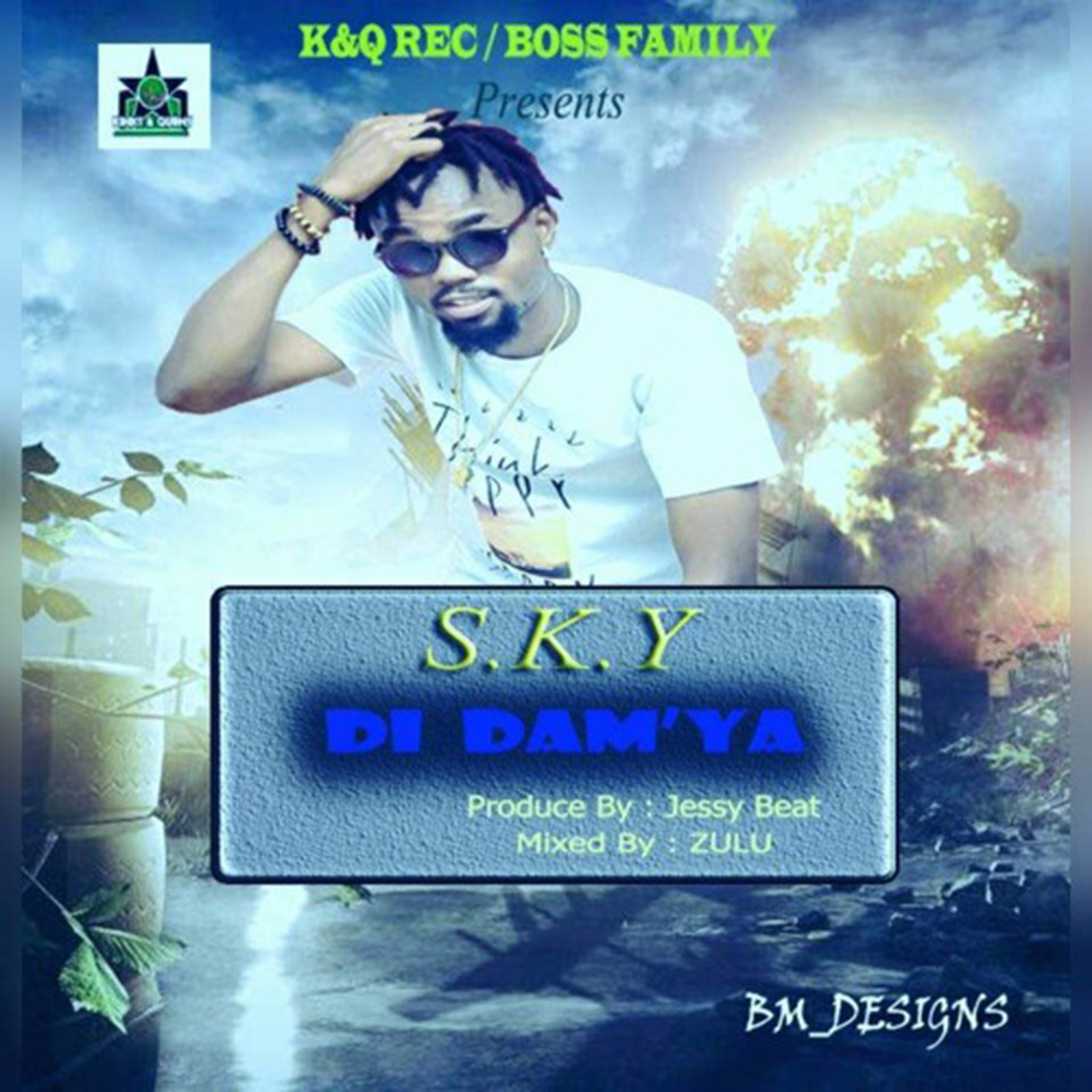 Di Dam'ya by S. K. Y. De Tamale Boy