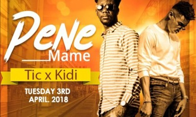 Pene Ma Me by Tic feat. KiDi