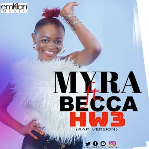 Hw3 (Rap Version) by Myra feat. Becca