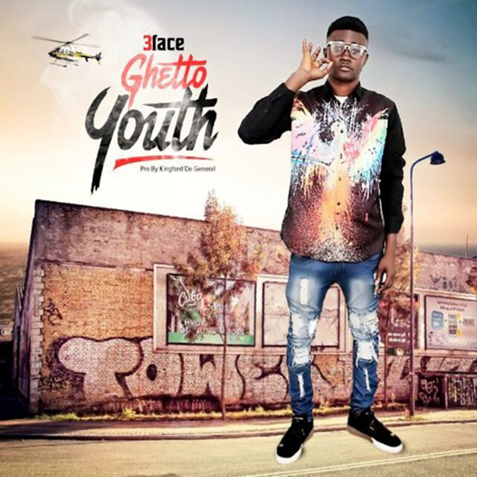 Ghetto Youth by 3 Face
