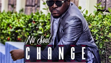 Photo of Audio: Change by Nii Soul