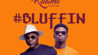 Photo of Audio: Bluffin by GoldKay feat. Kuami Eugene