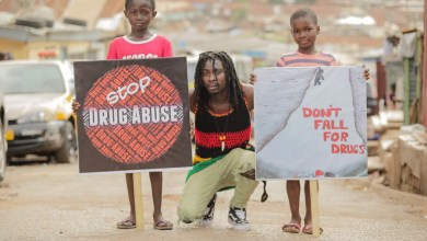 "Photo of Abban recruits top artistes for ""Say No To Drugs"" campaign"