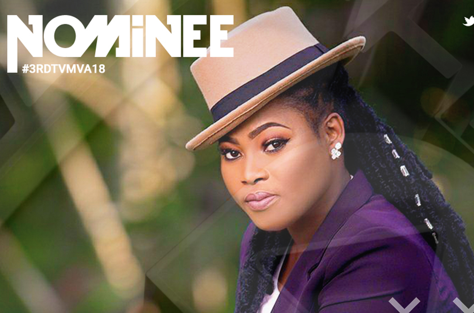 Joyce Blessing stands out as only gospel artiste for 3rdTV Music Video Awards